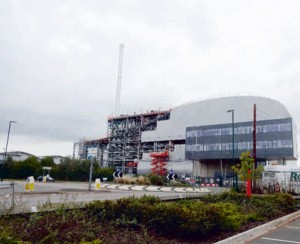 Battlefield EFW Plant, Shrewsbury use Naylor Industries Thermachem pipes