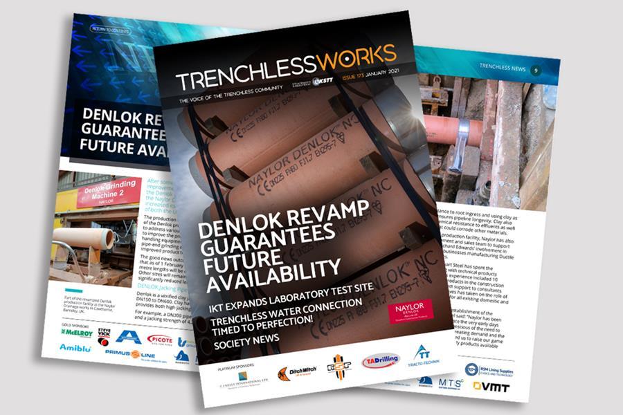 Denlok Trenchless Works