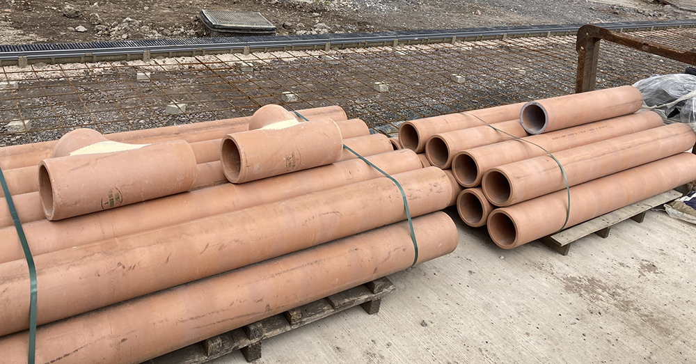Hydraulic Performance of Clay Pipes
